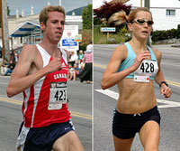 Ryan Hayden and Kirsty Smith - photos by Ian Jacques / Coast Reporter Newspaper